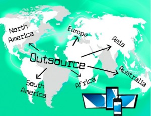 Advantages and Disadvantages of Mobile and Web outsourcing